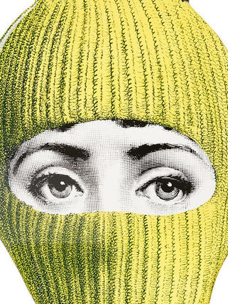 FORNASETTI 椅子・チェア FORNASETTI フォルナセッティ HAT AND FACE PRINTED CAHIR(5)