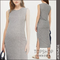 【国内発送・関税込】TOPSHOP★Maternity Ribbed Shift Dress
