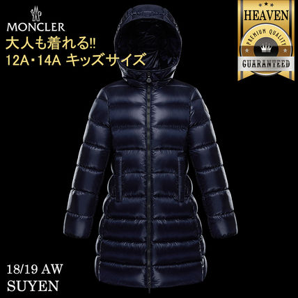 MONCLER キッズアウター 大人も着れる12-14歳【累積売上額第1位】18AW_MONCLER_SUYEN