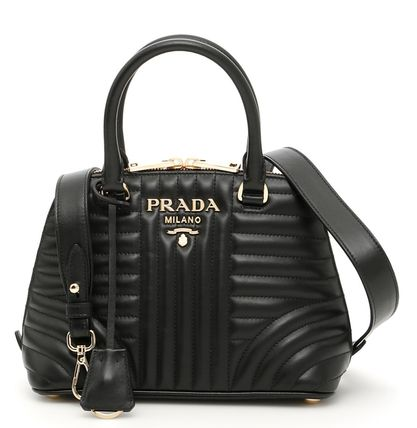PRADA Small Diagramme Bag