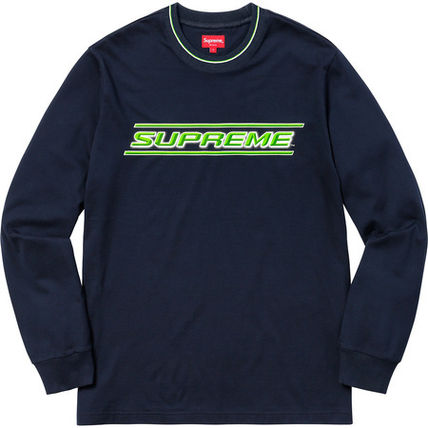 Supreme Tシャツ・カットソー 【WEEK17】SS18 SUPREMEシュプリーム BEVEL L/S TOP BUYMA最安値(6)