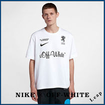 "【Nike × Off-White】入手困難☆ 人気 Mercurial Tee ""White"""
