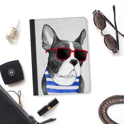 Casetify iPad・タブレットケース ★Casetify★iPadケース*FRENCHIE SUMMER STYLE(2)