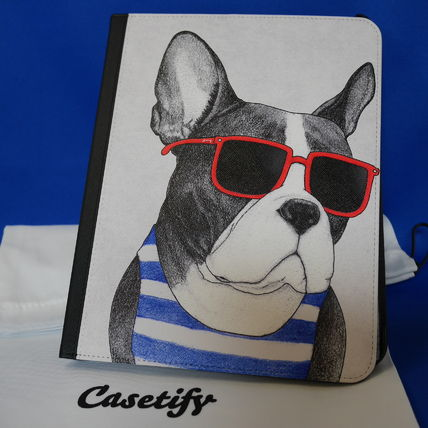 Casetify iPad・タブレットケース ★Casetify★iPadケース*FRENCHIE SUMMER STYLE(4)
