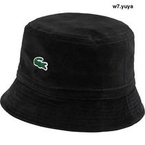 【国内即発送】SUPREME × LACOSTE Velour Bucket
