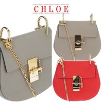 【CHLOE】Drew mini bag in grained leather☆送料関税込み