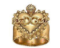☆DOLCE & GABBANA☆Heart Ring