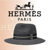 HERMES 2018-19AW Chapeau Pete ハット ラパン・フェルト