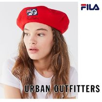 Urban Outfitters × FILA 2018AW新作 ロゴベレー帽