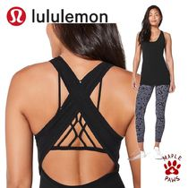 【lululemon】Nulu素材★柔らかタンク★All You Do Tank 3色