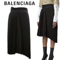【18AW】大注目!!★BALENCIAGA★pleated skirt