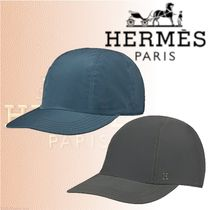 HERMES 2018-19AW Casquette Paddle キャップ 撥水加工