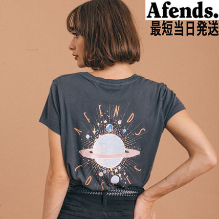 【最短当日発送】大人気☆AFENDS☆ Cosmic Standard Fit Tee