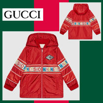 """☆GUCCI☆""""Magnetismo""""ナイロンジャケット♪ 12A"""