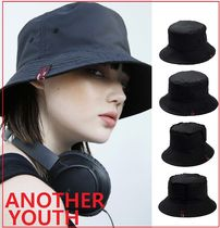 ANOTHERYOUTH★正規品★reversible bucket hat ハット/追跡付