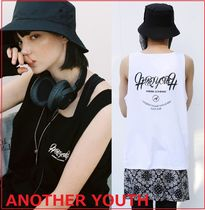 ANOTHERYOUTH(アナザーユース) タンクトップ ANOTHERYOUTH★printing sleeveless ノースリーブ/追跡付