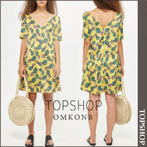 【国内発送・関税込】TOPSHOP★Button Front Dress by Glamorous