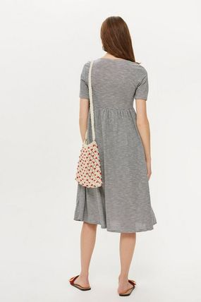 TOPSHOP マタニティワンピース 【国内発送・関税込】TOPSHOP★MATERNITY Striped Smock Dress(2)
