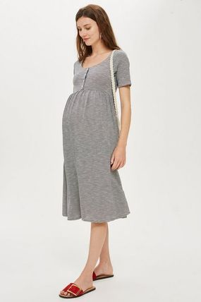 TOPSHOP マタニティワンピース 【国内発送・関税込】TOPSHOP★MATERNITY Striped Smock Dress(7)