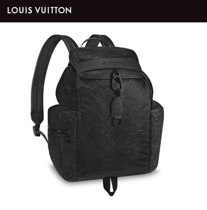 ★NEW★【Louis Vuitton】ALL BLACKバックパックDISCOVERY