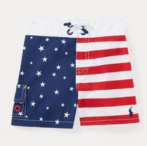 新作♪国内発送 Kailua Flag Swim Trunk boys 0~24M