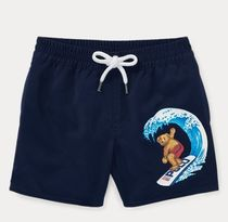 新作♪国内発送 Surfer Bear Swim Trunk boys 0~24M