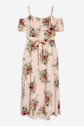 TOPSHOP マタニティワンピース 【国内発送・関税込】TOPSHOP★MATERNITY Floral Wrap Dress(3)