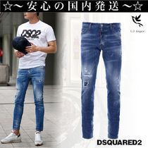【VIP SALE!!】DSQUARED2☆Cool Guy jeans スキニーデニム