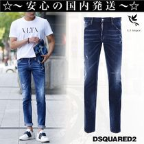 【VIP SALE】DSQUARED2☆Cool Guy jeans スキニーダメージデニム