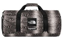 Supreme x The North Face / Snakeskin Flyweight Duffle Bag
