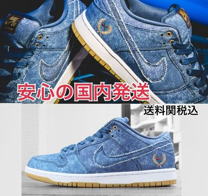 限定SALE★NIKE SB DUNK LOW TRD QS DENIM★安心の国内発送