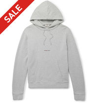 関税送料込 セール Saint Laurent Cotton-Blend Jersey Hoodie