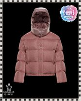 【MONCLER】1819AW CAILLE  ピンク