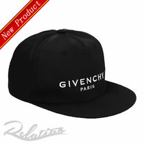 ☆18AW☆【GIVENCHY】ロゴ ベースボール キャップ/Black