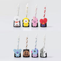 ☆monopoly☆BT21☆ペンホルダー  全8種類【追跡送料込】