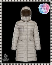 【MONCLER】1819AW HERMINE ライトグレー