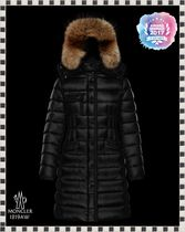 【MONCLER】1819AW HERMIFUR  ブラック