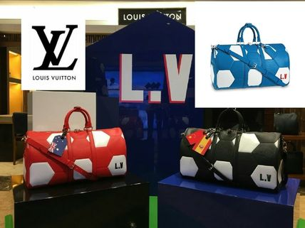Louis Vuitton2018FIFAワールドカップ限定品!完売必須ボストン