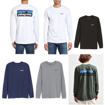 Patagonia(パタゴニア) Tシャツ・カットソー P6ロゴ ロングスリーブLong-Sleeved Logo ResponsibiliTee 39161