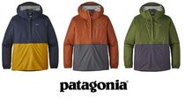 Patagonia Torrentshell Pullover トレントシェル 3色展開