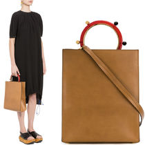 18-19AW M462 PANNIER TOTE BAG WITH SPHERE DECORATION