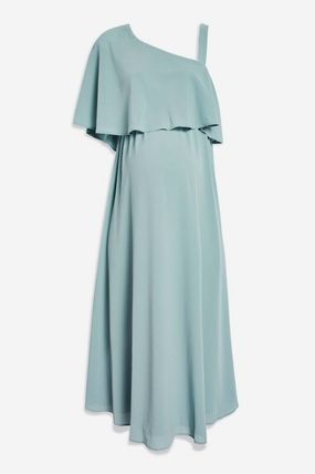 TOPSHOP マタニティワンピース 【国内発送・関税込】TOPSHOP★MATERNITY Nursing One Shoulder(2)