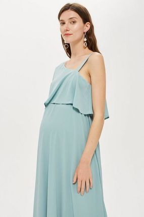 TOPSHOP マタニティワンピース 【国内発送・関税込】TOPSHOP★MATERNITY Nursing One Shoulder(3)