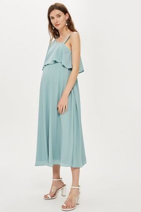 TOPSHOP マタニティワンピース 【国内発送・関税込】TOPSHOP★MATERNITY Nursing One Shoulder(4)