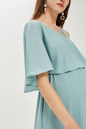 TOPSHOP マタニティワンピース 【国内発送・関税込】TOPSHOP★MATERNITY Nursing One Shoulder(6)