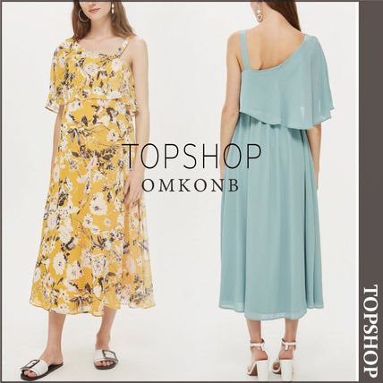 TOPSHOP マタニティワンピース 【国内発送・関税込】TOPSHOP★MATERNITY Nursing One Shoulder