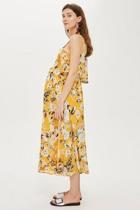 TOPSHOP マタニティワンピース 【国内発送・関税込】TOPSHOP★MATERNITY Nursing One Shoulder(11)