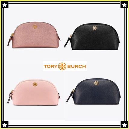 Tory Burch☆OBINSON SMALL MAKEUP BAG☆メイクポーチ(小) 計4色