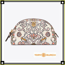 Tory Burch☆HICKS GARDEN SMALL MAKEUP BAG☆メイクポーチ(小)