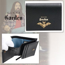 GUCCI Garden 限定 日本未発売  Leather Card Case mini 財布
